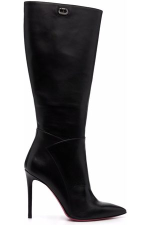 DEE OCLEPPO Naiset Ylipolvensaappaat - Pointed-toe knee-length boots