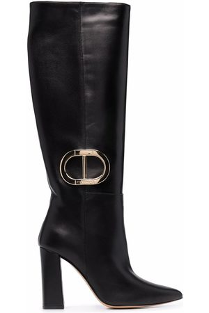 DEE OCLEPPO Viterbo knee-length leather boots