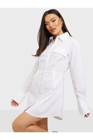 NLY Naiset Kotelomekot - Edgy Shirt Dress