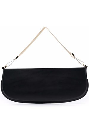 By Far Leather tote bag