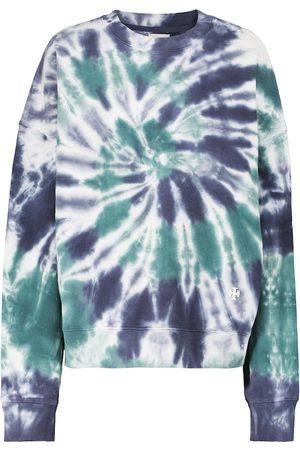 Tory Sport Tie-dye cotton sweatshirt