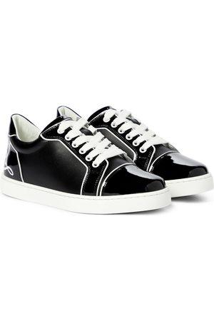Christian Louboutin Fun Viera leather sneakers