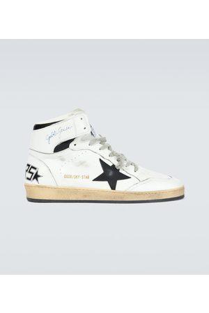 Golden Goose Miehet Tennarit - Superstar high-top sneakers