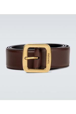 Tom Ford Miehet Vyöt - Leather belt