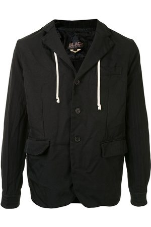 Black Comme Des Garçons Bleiserit - Hybrid blazer