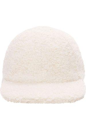GABRIELA HEARST Alpaca Blend Bouclé Baseball Hat