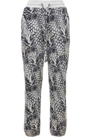 TWENTY MONTREAL Pineapple Hyper Reality Knit Sweatpants
