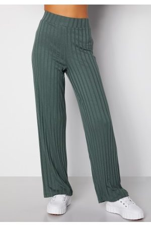 Happy Holly Mila wide pants Green 32/34