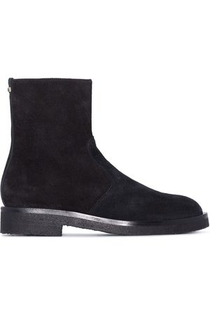 New Standard Edition Truth suede ankle boots