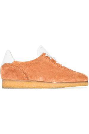New Standard Edition Change suede sneakers
