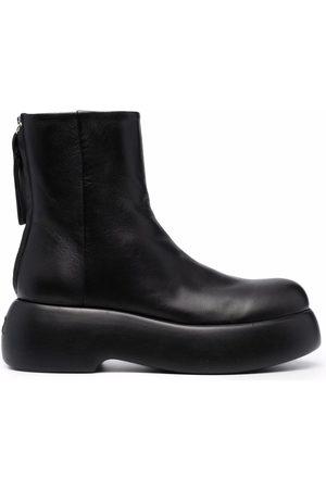 AGL Flatform ankle boots