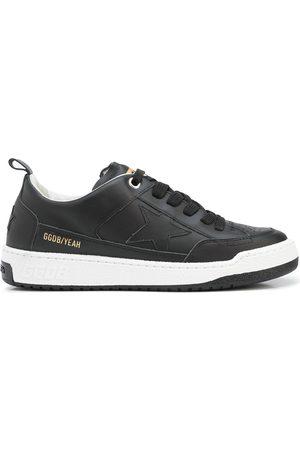 Golden Goose Naiset Tennarit - Yeah leather low-top sneakers