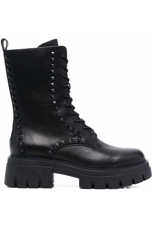 Ash Naiset Nilkkurit - Liam studded ankle boots