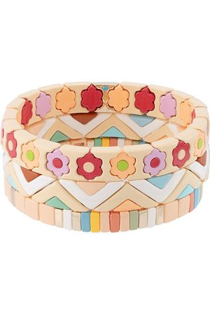 Roxanne Assoulin Naiset Rannekorut - Go Your Own Way set of three bracelets