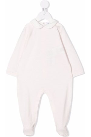 Emporio Armani Pyjamat - Rounded-collar pajama