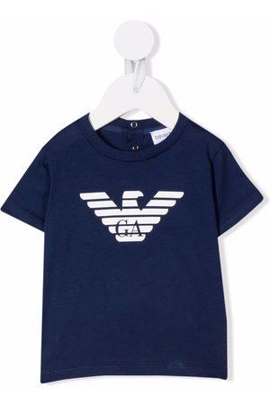 Emporio Armani Logo-print T-shirt