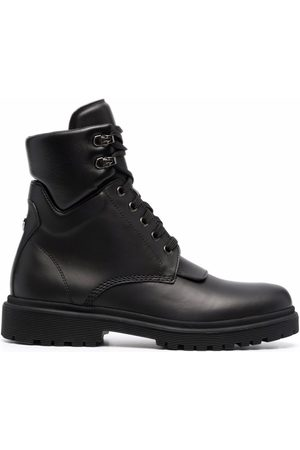 Moncler Naiset Nilkkurit - Patty leather ankle boots