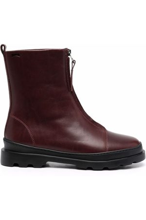 Camper Naiset Nilkkurit - Brutus leather ankle boots