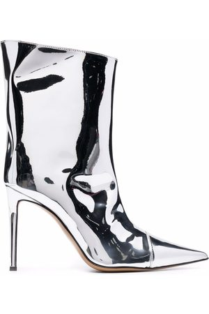 ALEXANDRE VAUTHIER Pointed-toe 105mm ankle boots