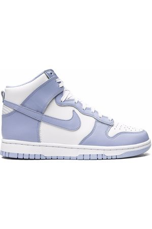 "Nike Dunk High sneakers ""Aluminum"""
