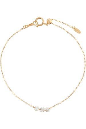 Persée Naiset Rannekorut - Danaé 18kt gold bracelet with diamonds