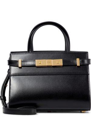 Saint Laurent Manhattan Medium leather tote