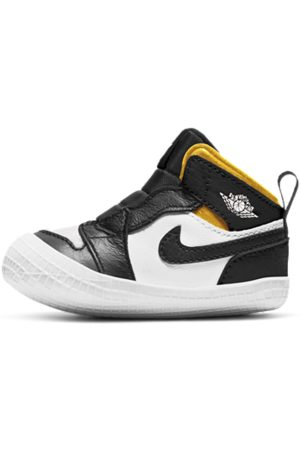 Nike Jordan 1 Baby Cot Bootie - Black