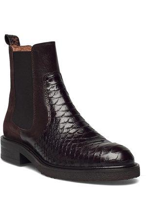 Billi Bi Boots Shoes Chelsea Boots Ruskea