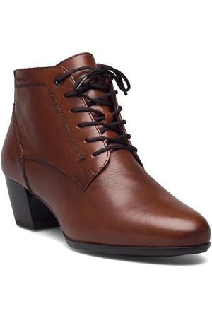 Tamaris Woms Boots Shoes Boots Ankle Boots Ankle Boot - Heel
