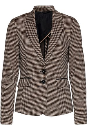 Gerry Weber Blazer Long-Sleeve Blazers Business Blazers Ruskea