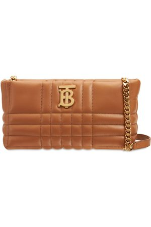 BURBERRY Naiset Olkalaukut - Small Lola Quilted Leather Shoulder Bag