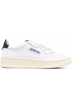 Autry Logo-patch low-top sneakers