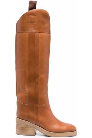Jimmy Choo Tonya knee-high boots