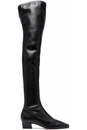 Paris Texas Above-knee 45mm boots