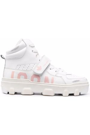 Dsquared2 Naiset Tennarit - Icon Basket high-top sneakers