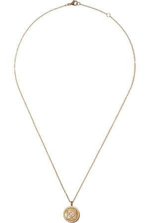 De Beers 18kt diamond Enchanted Lotus pendant necklace