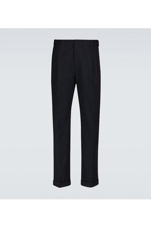 Loro Piana Straight-fit cotton pants