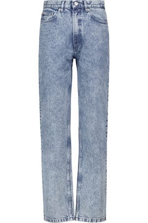 A.P.C. Martin mid-rise straight jeans
