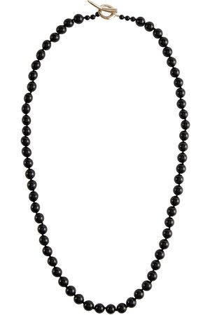 Sophie Buhai Sterling silver necklace with onyx