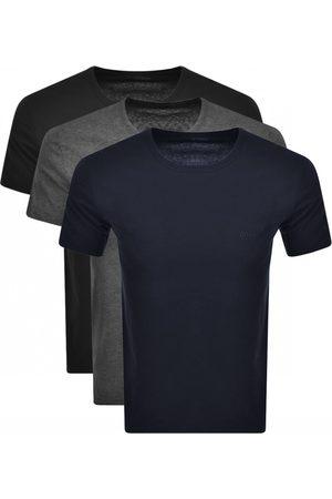HUGO BOSS BOSS Multi Colour Triple Pack T Shirts