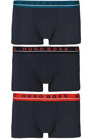 HUGO BOSS 3-Pack Boxer Trunk Dark Blue