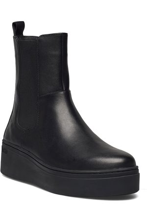 Dasia Naiset Nilkkurit - Skylily Mid High Shoes Chelsea Boots