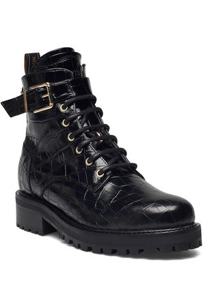 Novita Naiset Nilkkurit - Pavia Shoes Boots Ankle Boots Ankle Boot - Flat