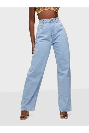 Abrand Jeans Naiset Suorat - A Carrie Jean Walk Away