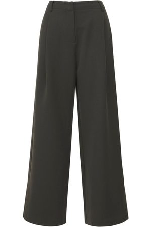 THE GARMENT Riyadh Recycled Wide Pleated Pants