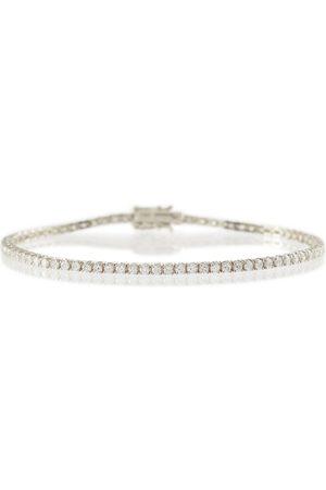 Sydney Evan Tennis 14kt white gold bracelet
