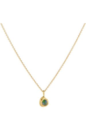 Orit Elhanati Exclusive to Mytheresa – 18kt gold necklace with opal