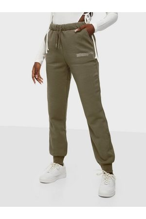 Only Naiset Collegehousut - Onlcooper Life Pant Swt Walnut