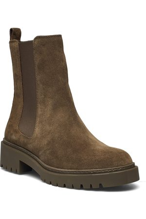 UNISA Gajo_bs Shoes Chelsea Boots Ruskea