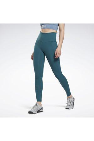 Reebok Naiset Leggingsit - Lux High-Rise Leggings
